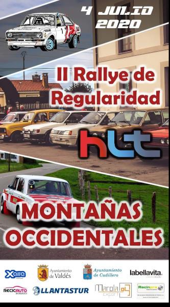 Rally Montañas Occidentales