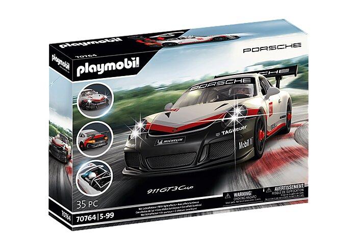caja del Porsche 911 GT3 Cup de playmovil