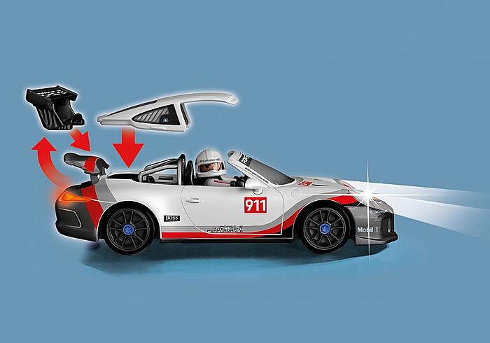 Porsche 911 GT3 Cup de playmovil