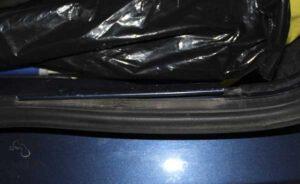 Goma del maletero Renault Clio 16V