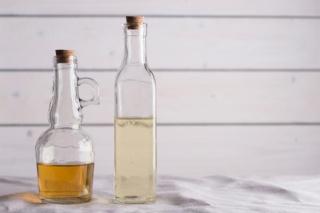 Vinagre como método de desemapañar el cristal