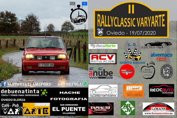 Rallyeclassic Varyarte